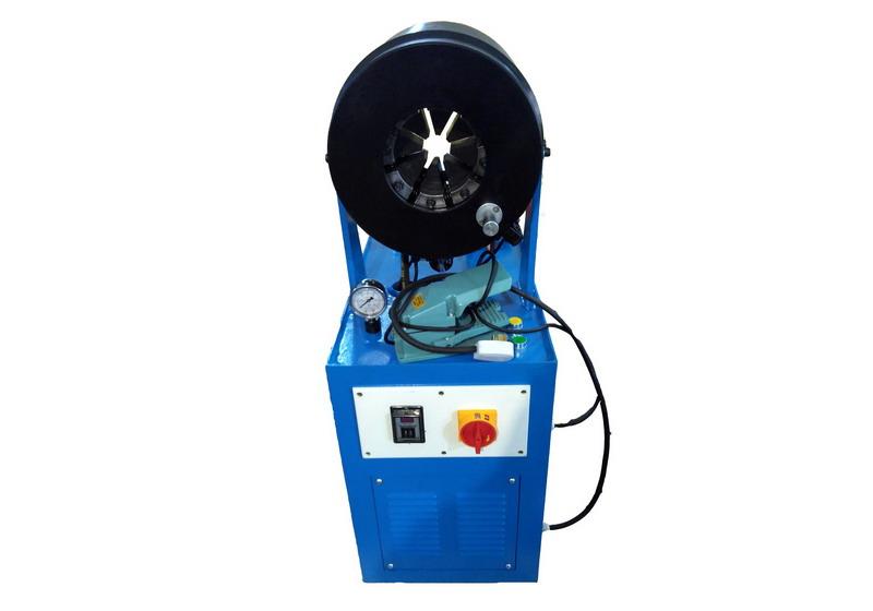 JK400 扣压机